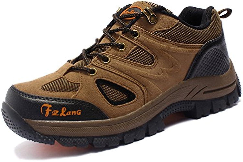 Plus Größe Breathable Outdoor Bergschuhe Männer Sport Sneakers Casual Klettern Für Wandern Trekking Walking