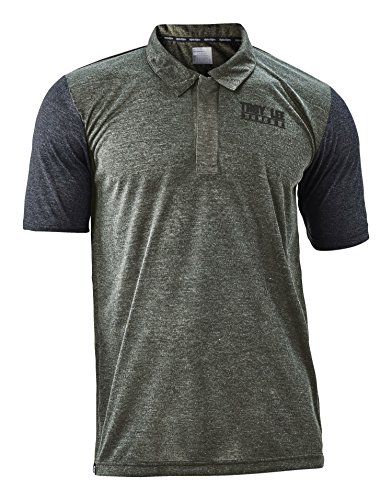 Troy Lee Ride - Polo, Unisex, Ride Polo, verde - verde