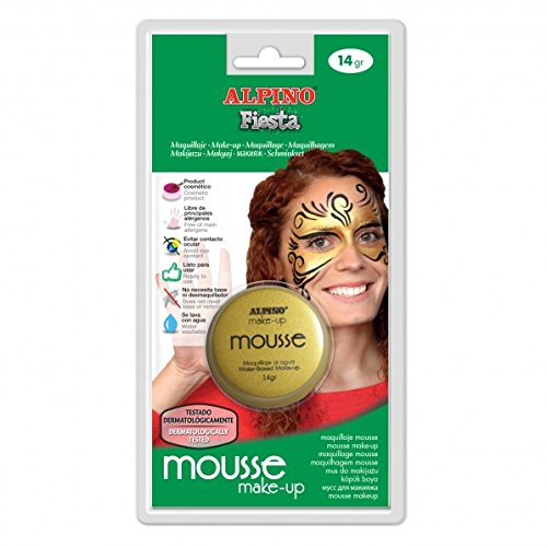 Alpino DL010174 - Blister Maquillaje Mousse