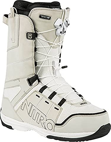 Nitro snowboards boots de snowboard pour homme anthem tLS