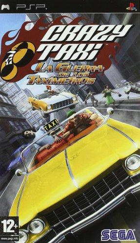 Crazy Taxi: Fire Wars