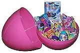 Huevo sorpresa gigante para niñas, con regalos de Trolls, Princesas Disney y Mi Pequeño Tony