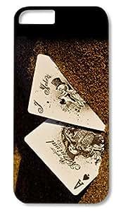 IPhone 6 plus-6s Plus Designer Hard-Plastic Phone Cover from Print Opera -Cards In Soil
