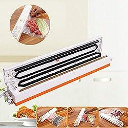 DiLiBee Machine d'emballage alimentaire sous vide scellant sous vide 220v avec cuisine sous vide ABS de stockage des aliments