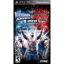 THQ WWE Smackdown vs Raw 2011, PSP, ESP