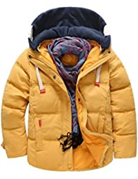 Suchergebnis auf für: kinder parka Gelb: Bekleidung