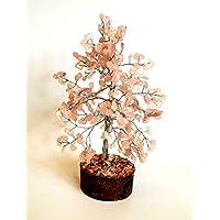 Reiki heilende Energie geladen Krystal Gifts UK Rosenquarz Kristall 25cm Gem Chip Draht verpackt Baum preisvergleich bei billige-tabletten.eu