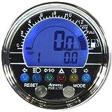 Acewell ACE-2755 Indicateur de vitesse avec compte-tours et jauge de carburant