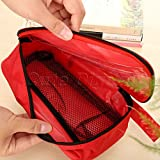 SLB Works Home Car Outdoor Travel First Aid Kit Trauma Survival Emergency Medical