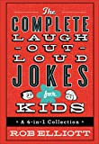 Best Baker Pub Group/Baker Books Books Kids - The Complete Laugh-Out-Loud Jokes for Kids: A 4-in-1 Review