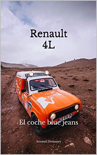Renault 4L: El coche blue jeans por Arnaud Demaury