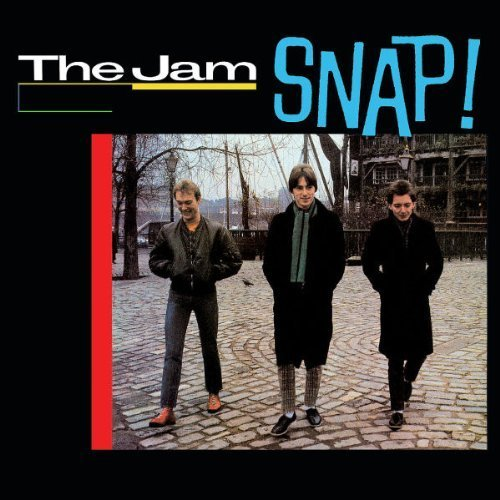 Snap! by The Jam Import, Extra tracks edition (2006) Audio CD Extra Snap