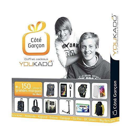 Coffret Cadeau Ado Garçon – Coffret YOUKADO – Côté...