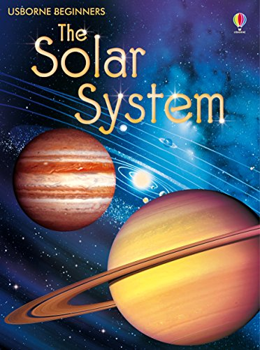 The Solar System: For tablet devices (Usborne Beginners) (English Edition)