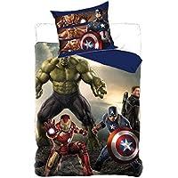 Marvel Avengers Bettwäsche Set 140x200cm 710-115
