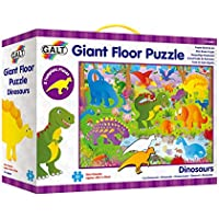 Galt A0866B Giant Floor Puzzle - Puzle de dinosaurios gigante (60 cm x 90 cm)