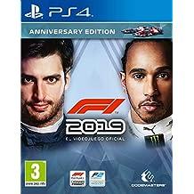F1 2019 - Anniversary Edición