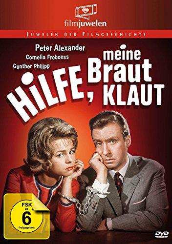Peter Alexander: Hilfe, meine Braut klaut (Filmjuwelen)