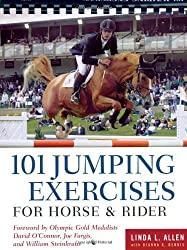 101 Jumping Exercises for Horse & Rider by Linda Allen (2002-11-18)