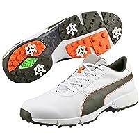9b504c2d9eb Puma Ignite Drive Men Golfschuhe Golf leather 189166 05 black