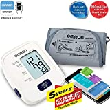 Omron HEM 7120 Fully Automatic Digital Blood Pressure Monitor With Intellisense Technology For