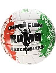 Spalding Beachvolleyball Rome SZ5 - Balón de voleibol para exterior, color multicolor, talla 5