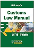 Customs Law Manual 2017-18