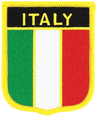 Italian Flag Patches (US flag Store Italien Patch)