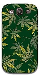 The Racoon Lean Green Grass hard plastic printed back case / cover for Samsung Galaxy S3 Neo