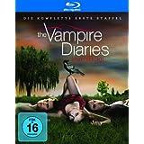 The Vampire Diaries - Die komplette erste Staffel