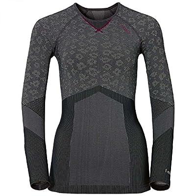 Odlo Damen Shirt Long Sleeve Crew Neck Blackcomb Evolution von Odlo auf Outdoor Shop