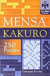 Mensa Kakuro (Official Mensa Puzzle Book)