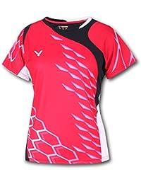 Victor Shirt National - Camiseta de equipación de fútbol para Mujer fc8df6ee390cf