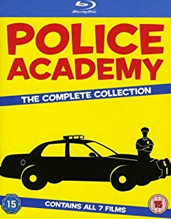 Police Academy 1-7 The Complete Collection Blu-ray (B00F40UBM8) | Amazon Products