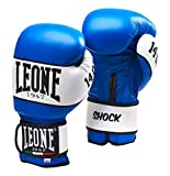Leone 1947 Shock Gloves, Blue, 12 Oz
