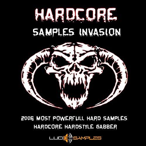 Hardcore Samples Invasion - Hardcore Samples, Hardcore Loops & Sounds   WAV Files   Download