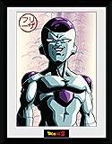 1art1® Dragonball Z Poster De Collection Encadré - Frieza (40 x 30 cm)