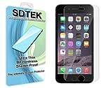 foto SDTEK iPhone 6 / 6s Vetro Temperato P...