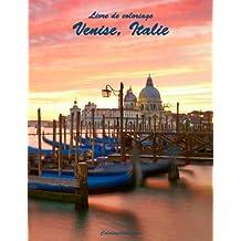 Livre de coloriage Venise, Italie 1