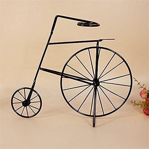 VIGVOG Bicycle Wine Glass Rack Holder Home