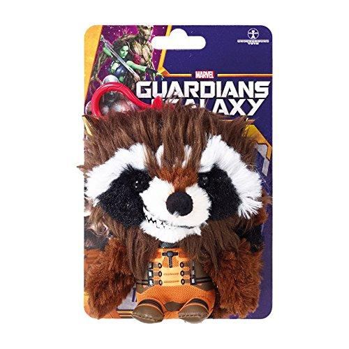 metropolitana-giocattoli-gog-01833-marvel-mini-peluche-con-suono-e-rimorchi-rocket-raccoon-10-cm