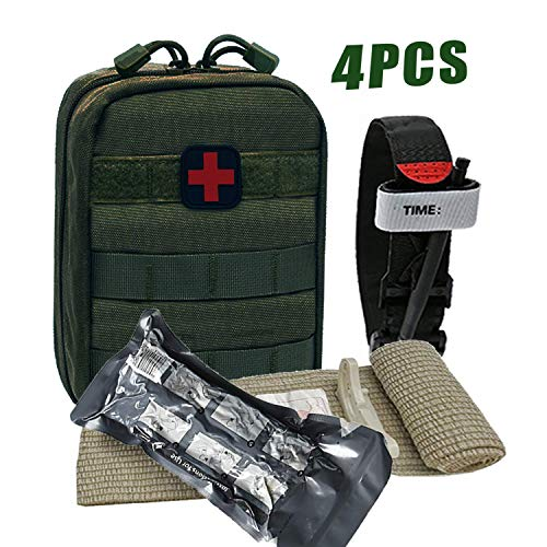 BUSIO Trauma Botiquín de Primeros Auxilios Traje paramédico-médico