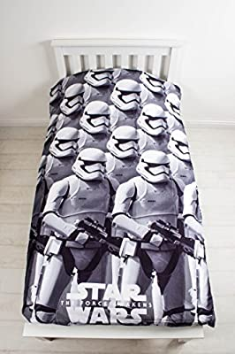Character World Star Wars Episode 7 Awaken Duvet Set, Single produced by character world - quick delivery from UK.
