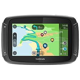 TomTom Rider Navigatore per Moto, Mappe dell'Europa