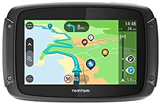 TomTom Rider 500 - GPS Moto - Cartographie Europe 49 pays, Trafic, Zones de Danger à Vie, Routes sinueuses et vallonnées, Appel Mains-Libres (compatible Siri et Google Now) (B079YS8SF1) | Amazon price tracker / tracking, Amazon price history charts, Amazon price watches, Amazon price drop alerts