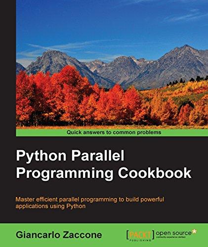 Book downloader gratuitement Python Parallel Programming Cookbook