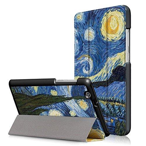 custodie tablet huawei 7 pollici DETUOSI Huawei MediaPad T3 7.0 Custodia Cover