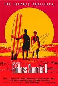 Endless Summer 2 Affiche du film Poster Movie L'été sans fin 2 (11 x 17 In - 28cm x 44cm) Style B