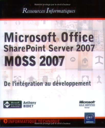 Microsoft Office SharePoint Server 2007 ...