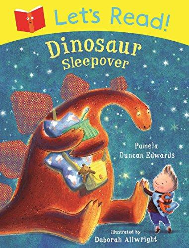 Dinosaur sleepover